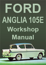 Ford Anglia 105E Workshop Manual