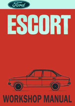 Ford Escort MkII 1975 onwards Workshop Repair Manual