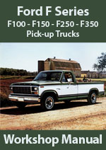 Ford F Series Pick Up 1980-1995