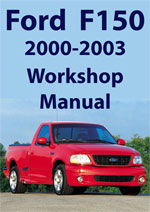 Ford F150/F250 2000-2003 Workshop Manual